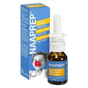 NAAPREP huile de soin nasal spray (20ml)