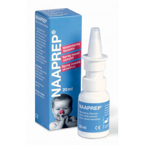 Naaprep - Nasenspray sensitive (20ml)