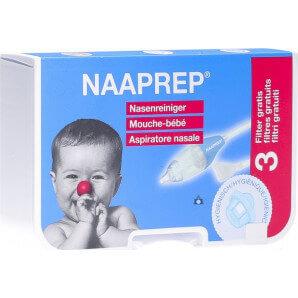 NAAPREP Nasenreiniger inkl. 3 Filter