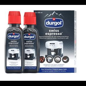 Durgol swiss espresso special descaler (2x 125ml)