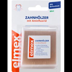 Cure-dents Elmex (3 x 38 pièces)