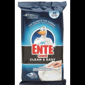 WC-Ente CLEAN EASY Reinigungstücher classic (25 Stk)