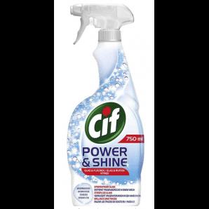 Cif Power & Shine Glas Spray (750ml)