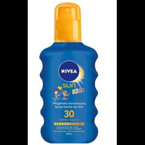 Nivea Sun Kids Pflegendes Sonnenspray LSF 30 (200ml)