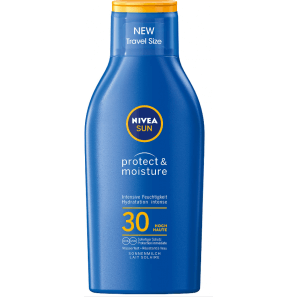 Nivea Sun Protect & Moisture Sun Milk Travel Size SPF 30 (100ml)