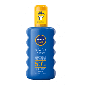 Nivea Sun Protect & Moisture nourishing sun spray SPF 50+ (200ml)