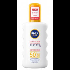 Nivea Sun Sensitive Immediate Protect Sonnenspray LSF 50+ (200ml)