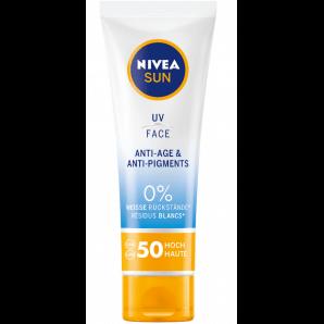 Nivea Sun UV Face Anti Age & Anti Pigment LSF 50 (50ml)