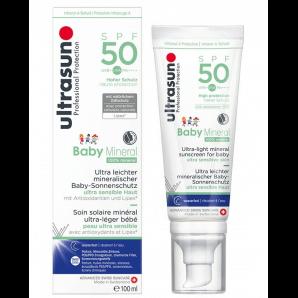 Ultrasun Baby Mineral SPF50 (100ml)
