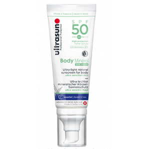 Ultrasun Body Mineral SPF50 (100ml)