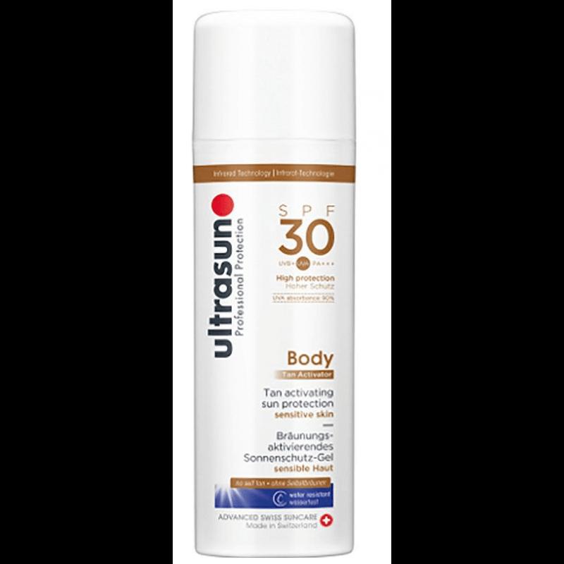 Ultrasun Body Tan Activator SPF 30 (150ml)