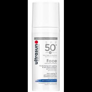 Ultrasun Visage Anti-Âge & Anti-Pigmentation SPF50 + (50 ml)