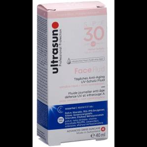 Ultrasun Face Fluid SPF30 (40ml)