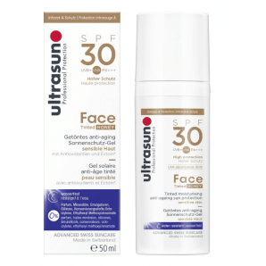 Ultrasun Face Anti-Age SPF 30 Tinted (30ml)