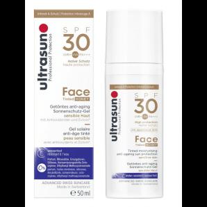 Ultrasun Face Anti-Age SPF 30 Tinted (30ml)