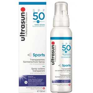 Ultrasun Sports Spray SPF 50 (150ml)