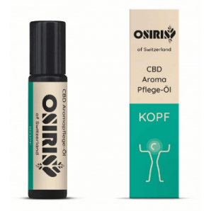 Osiris Kopfwohl aromatherapy roll-on with real mint