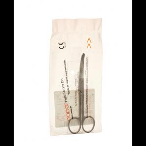 Nopa scissors standard curved 14.5cm sp / pc (1 pc)