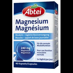 Abtei Magnesium (40 pcs)