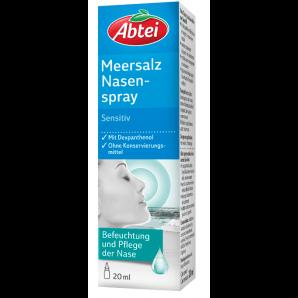 Abtei Sea Salt Nasal Spray Sensitive (20ml)