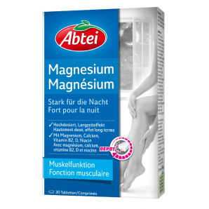 Abtei Magnesium Stark for the night depot (30 pcs)