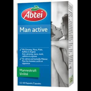 Abtei Man Active (60 pcs)