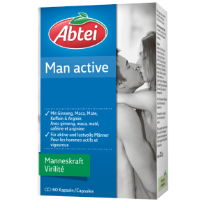 Abtei Man Active (60 pièces)