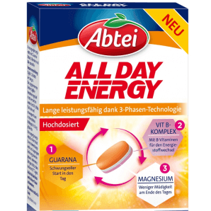 Abtei All Day Energy (20 Stk)