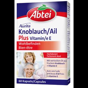 Abtei Knoblauch Plus (60 Stk)