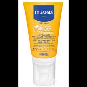 Mustela Sonnenschutz Sonnenmilch LSF50+ (40ml)