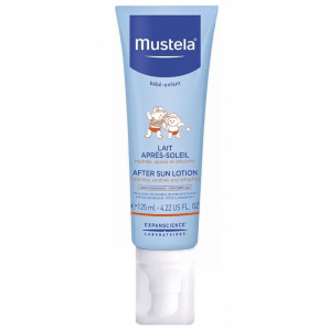 Mustela After-Sun Lotion Baby und Kind (125ml)