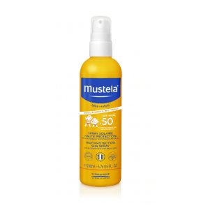 Mustela sun spray SPF50 (200ml)