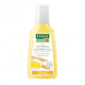 RAUSCH Shampooing Nutritionnel à l'Huile d'Oeuf (200ml)