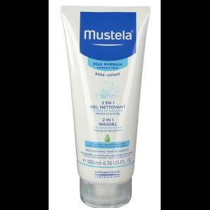 Mustela Baby 2in1 washing gel