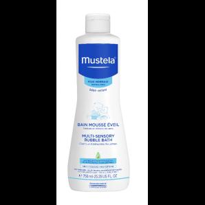 Mustela stimulating bubble bath (750ml)