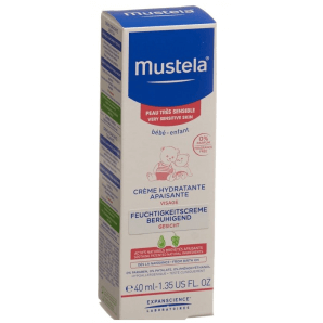 Mustela face cream without perfume (40ml)