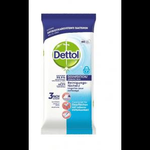 Dettol Desinfektions- Reinigungstücher (60 Stück)