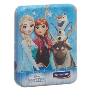 Hansaplast Frozen Metall Box 2018 (16 pieces)