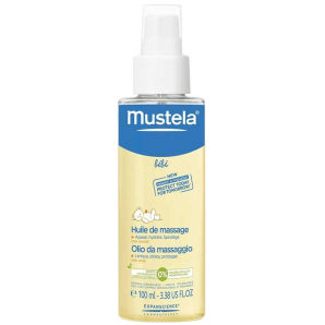 Mustela Bébé Massage Oil Spray (100ml)