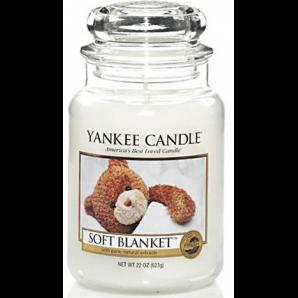 Yankee Candle Soft blanket (grande)