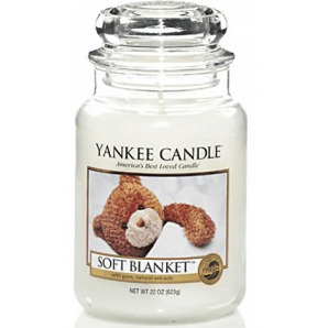 Yankee Candle Weiche Decke (gross)