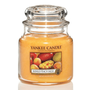 Yankee Candle Mango & Pfirsich (mittel)
