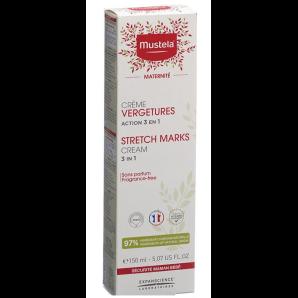 Mustela Mutter Schwangerschaft Streifen Creme ohne Parfum (150ml)