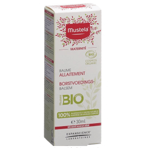Mustela Maternity Nursing Balm Organic (30ml)