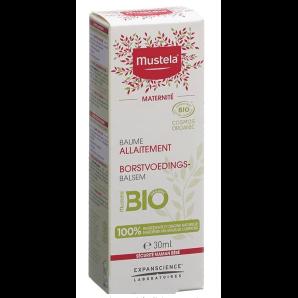 Mustela Mutterschaft Stillbalsam Bio (30ml)
