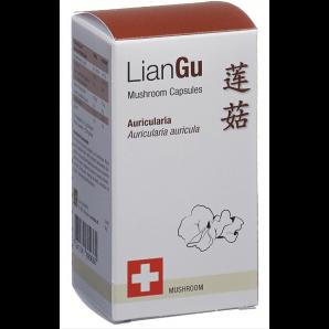 LianGu Auricularia Mushrooms capsules (60 pcs)