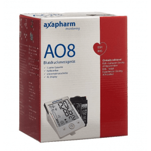 Axapharm AO8 upper arm blood pressure monitor