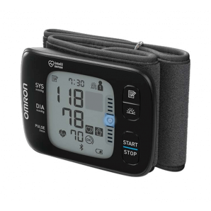 OMRON wrist blood pressure monitor RS7 Intelli IT
