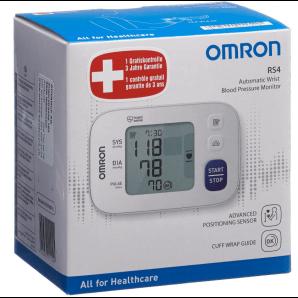 OMRON Blutdruckmessgerät Handgelenk RS4