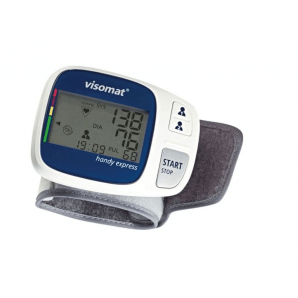 Visomat handy express blood pressure monitor